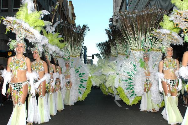 Vestidos Reinas De Carnaval Para Fiesta