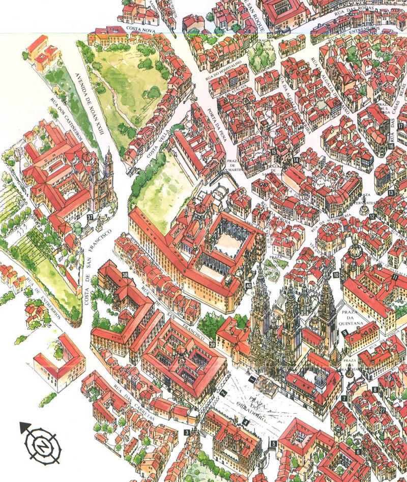 http://www.spainviajes.com/mapa_santiago_compostela.jpg